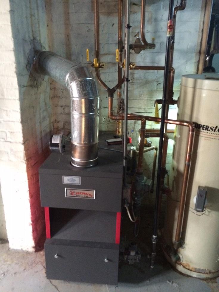 Boiler Installation1