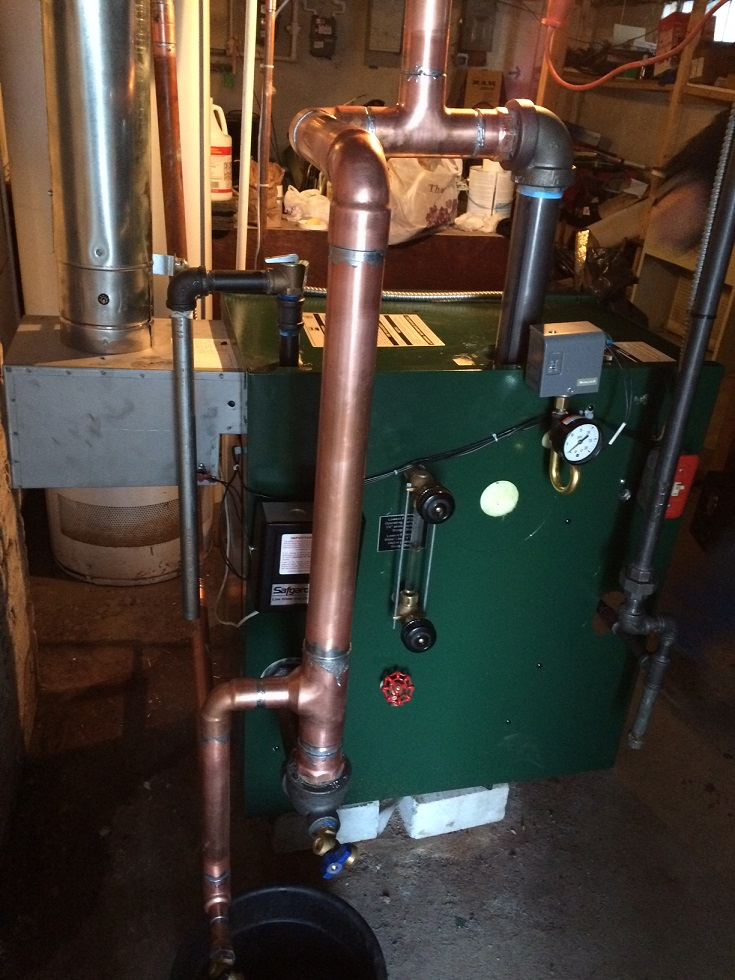 Boiler Installation2