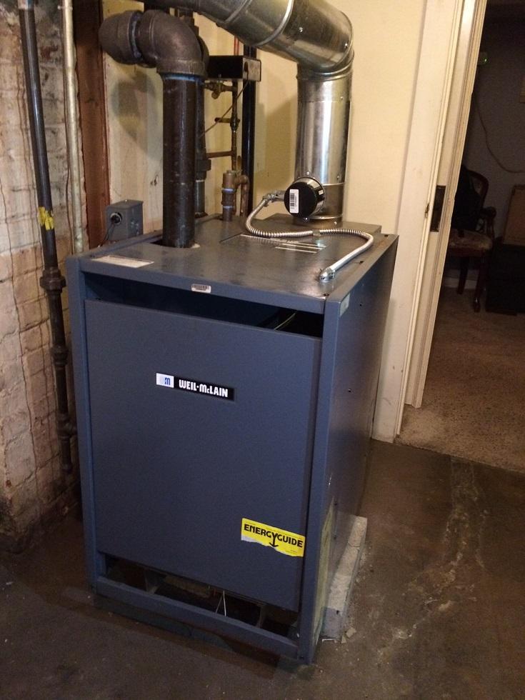 Boiler Installation3