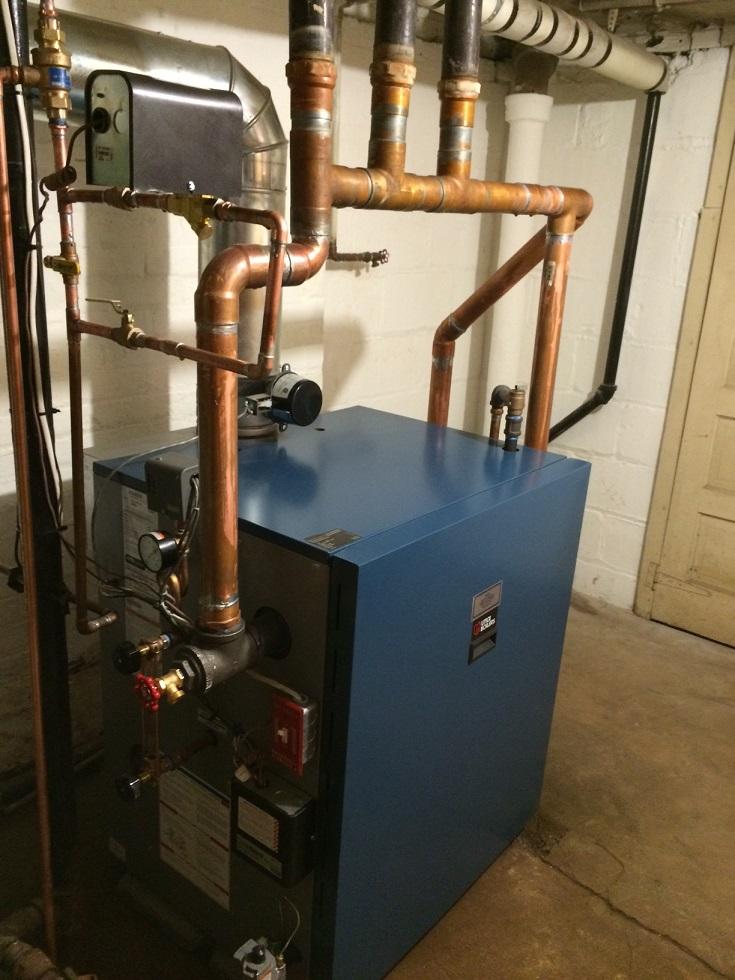 Boiler Installation4